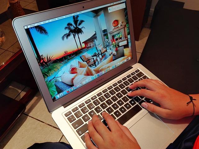 online zařízení
