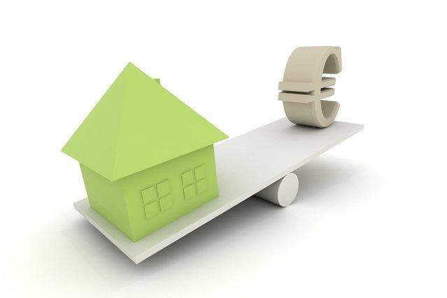 převýšení hypotéky